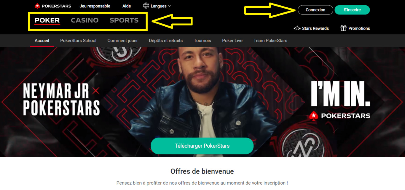 Où trouver le programme BetStars Android