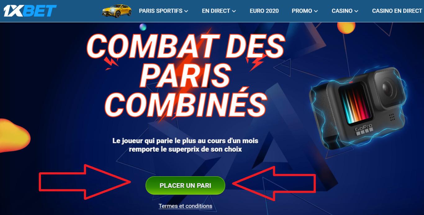 Quels sont les avantages du code promo 1xbet Cote d'Ivoire