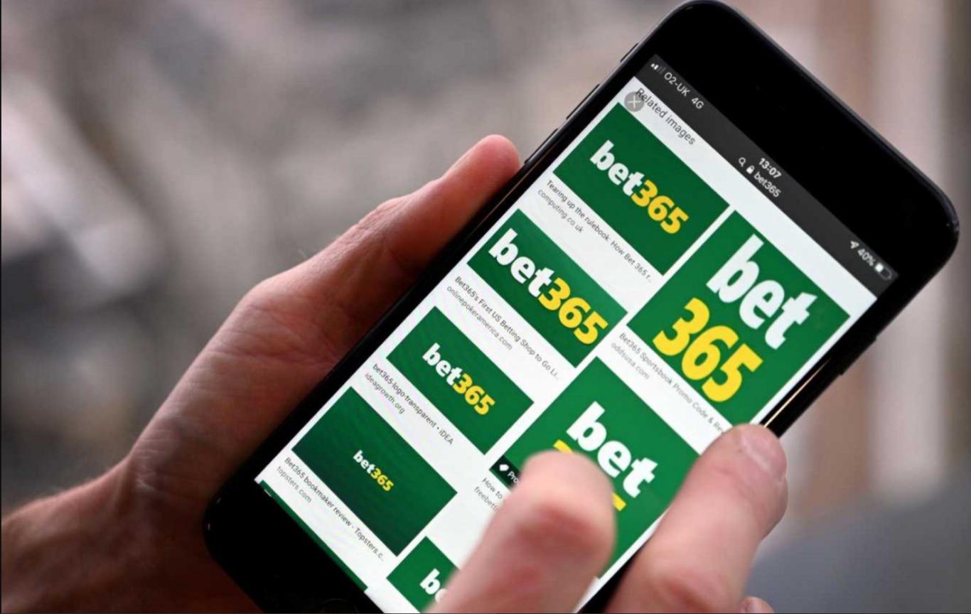 Ligne proposée par Bet365 – le choix du jeu dépend uniquement du joueur