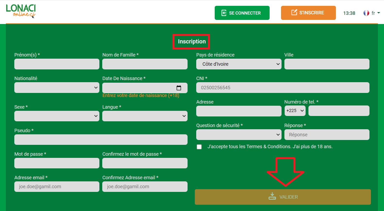Comment créer un compte sportcash et faire de prono pour les fans des jeux de sport