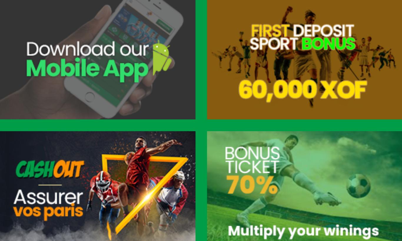 SportCash apk – comment utiliser des gains aux paris