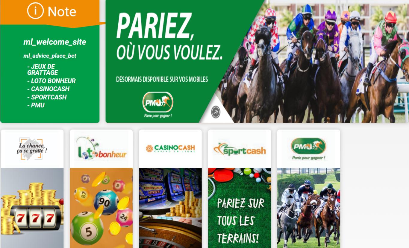Caractéristiques avantageuse de Sportcash bonus pour faire des paris