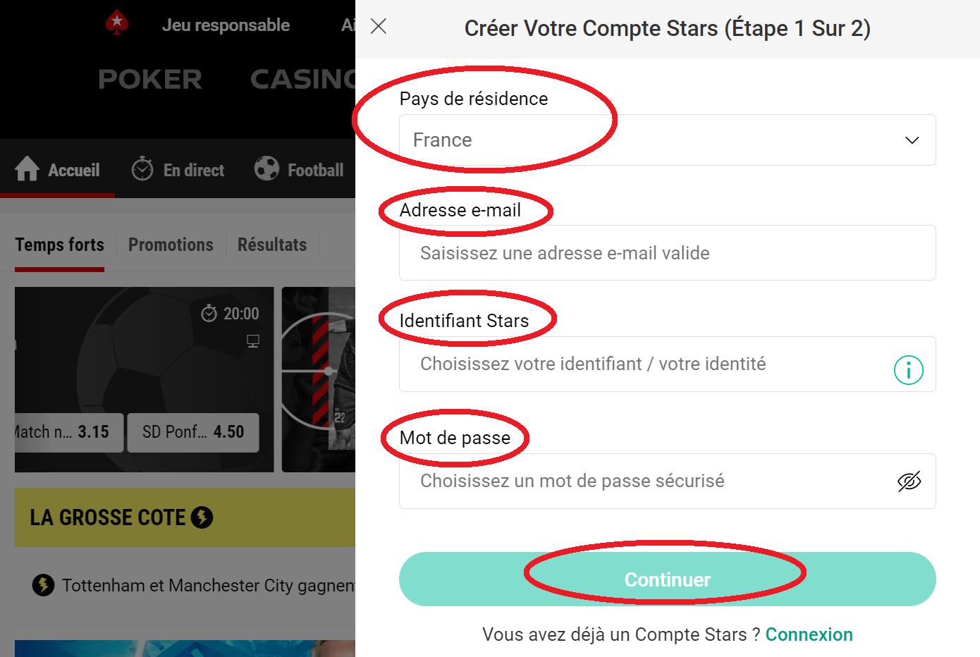 La popularité de BetStars le jeu de Pokerstars